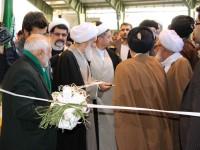 کارگاه ساخت نیم ضریح حضرت زینب (س)در کرمانشاه افتتاح شد