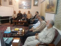 اولین جلسه شورای معاونین در مورخ ۴ مرداد ماه با ریاست جدید ستاد بازسازی عتبات عالیات استان کرمانشاه