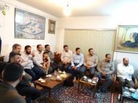 جلسه هماهنگی اربعین حسینی با حضور اداره اوقاف و امور خیریه و جمعی از فعالین فرهنگی و هیئات فعال در امر اربعین