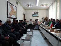 افتتاح دفترستادبازسازی عتبات دربخش دینور