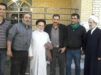 بازدید ریاست ستاد ازموکب اربعین استان زنجان در حال خدمت رسانی به زلزله زدگان
