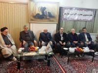 حضور مدیریت بازرسی و حقوقی ستاد مرکز در بین خادمین ستاد بازسازی عتبات عالیات استان کرمانشاه