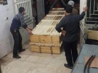اتمام پروژه ساخت درب صحن به سرداب آقا امام زمان (عج ) در سامراء توسط ستاد کرمانشاه