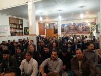 حضور رییس محترم ستاد مرکزی اربعین کشور در جمع خادمین اربعین استان کرمانشاه