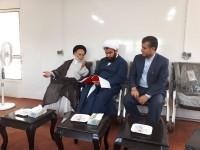 دیدار ریاست ستاد استان باائمه محترم جمعه و رؤسای ستادهای شهرستانها