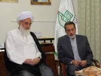 برگزاری جلسه هیئت امنا ستاد بازسازی عتبات و عالیات استان کرمانشاه برگزار شد: