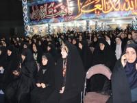 همایش بانوان حرم ساز استان کرمانشاه برگزار شد